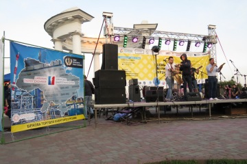 Photo 4 – Street Music Day in Poltava